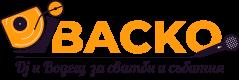 Dj Васко – Професионално озвучаяване Лого